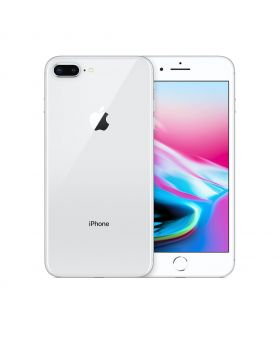 Apple iPhone 8 Plus 256GB Silver-Pristine