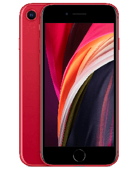 Apple iPhone SE 64GB Red