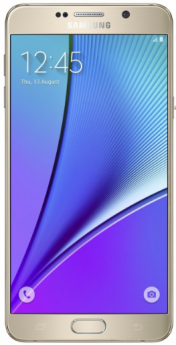 Samsung Galaxy Note 5-Gold-Pristine  -256GB