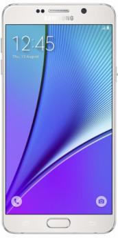Samsung Galaxy Note 5-White-Pristine  -256GB