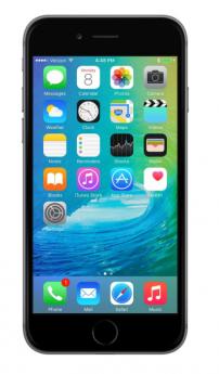 Apple iPhone 6-Black-Pristine  -64GB