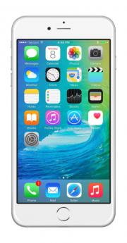 Apple iPhone 6 Plus-Silver-Pristine  -128GB