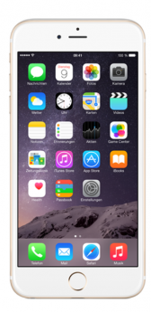Apple iPhone 6-Rose Gold-Pristine  -16GB