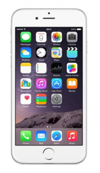 Apple iPhone 6-Silver-Pristine  -128GB