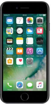 Apple iPhone 7-Black-32GB-Good