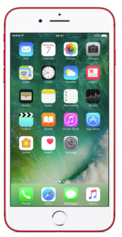 Apple iPhone 7 Plus-Red-32GB-Very Good
