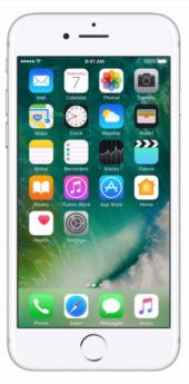 Apple iPhone 7 Plus-Silver-32GB-Very Good