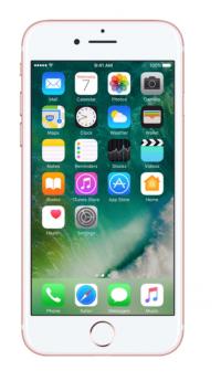 Apple iPhone 7-Gold-256GB-Very Good