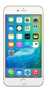 Apple iPhone 6S Plus-Rose Gold-Pristine  -32GB
