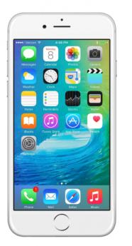 Apple iPhone 6S-Silver-Pristine  -128GB