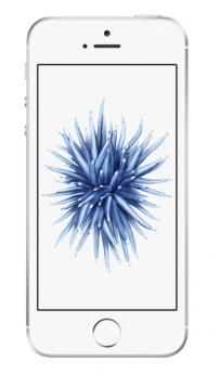 Apple iPhone SE-Silver-32GB-Very Good
