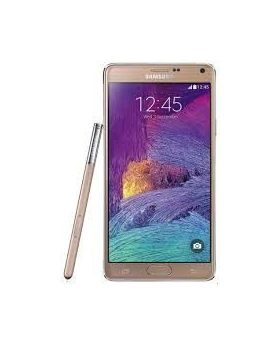 Samsung Galaxy Note 4 32GB Bronze Gold
