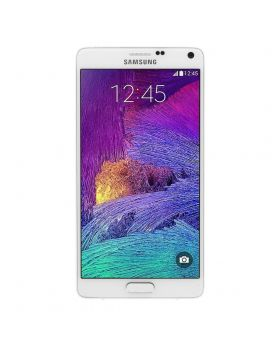 Samsung Galaxy Note 4 32GB Frosted white