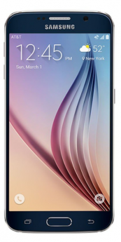 Samsung Galaxy S6-Black-Pristine  -128GB