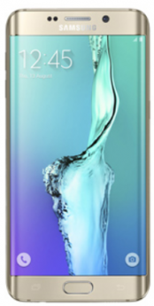 Samsung Galaxy S6 Edge+-Gold-Pristine  -32GB