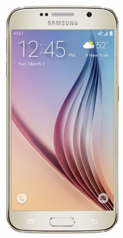 Samsung Galaxy  S6 Edge-Gold-Pristine  -32GB