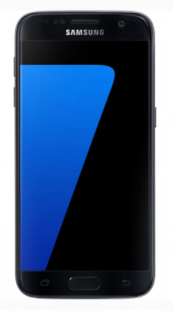 Samsung Galaxy S7-Black-Pristine  -64GB