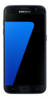 Samsung Galaxy S7 Edge-Black-Pristine  -128GB
