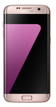 Samsung Galaxy S7 Edge-Rose Gold-Pristine  -32GB