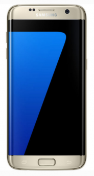 Samsung Galaxy S7-Gold-Pristine  -32GB