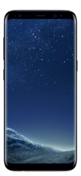 Samsung Galaxy S8-Black-Pristine  -64GB