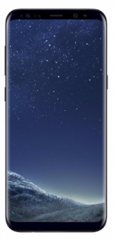 Samsung Galaxy S8+-Black-Pristine  -128GB