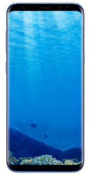 Samsung Galaxy S8+-Blue-Pristine  -128GB