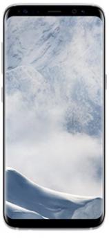 Samsung Galaxy S8+-Silver-Pristine  -64GB