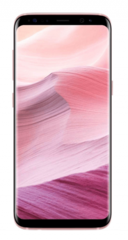 Samsung Galaxy S8-Rose Gold-Pristine  -64GB