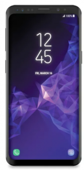 Samsung Galaxy S9-Black-Pristine  -128GB