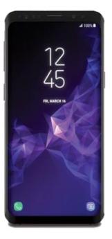 Samsung Galaxy S9-Purple-Pristine  -256GB