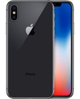 Apple iPhone X 64GB Space Gray-Pristine