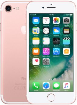 Apple iPhone 7 256GB Rosegold-Pristine
