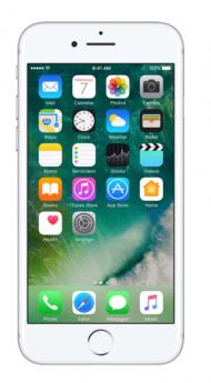 Apple iPhone 7 128GB Silver-Pristine