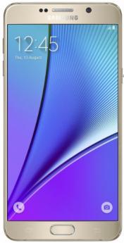 Samsung Galaxy Note 5 64GB Gold Platinum