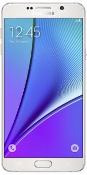 Samsung Galaxy Note 5 256GB White
