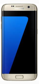 Samsung Galaxy S7 Edge 128GB Gold